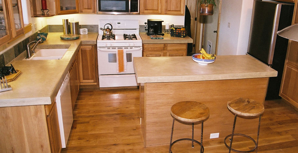 Concrete Countertops | Concrete Exchange