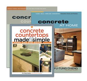 Concrete books by Fu-Tung Cheng | Concrete Exchange