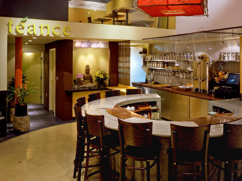 Teance Tea Tasting Bar by Fu-Tung Cheng | Concrete Exchange