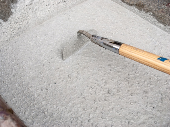 Step 8.3, Concrete Mixing - 5-Gallon Bucket Storage Stool Pro-Formula | CHENG Concrete Exchange