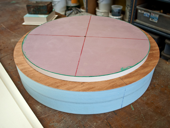 Forming Step 3.2 - Fabric Formed Concrete Fire Table   CHENG Concrete Exchange