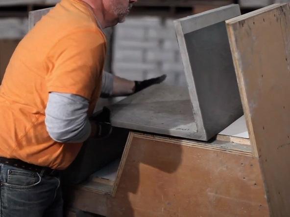 Greenbrae Concrete Chair - Demolding | CHENG Concrete Exchange