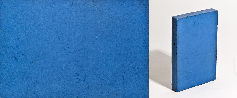 Custom Blue Concrete Color Chart Concrete Exchange