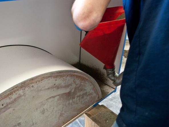 Casting Step 1.1 - Quadra Fire Pit | CHENG Concrete Exchange