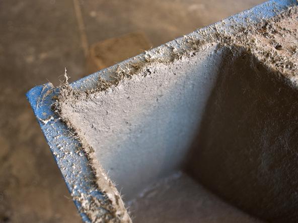 Casting Step 2.2 - Quadra Fire Pit | CHENG Concrete Exchange