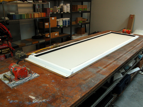 Forming Step 8.3 - Recycled Glass Countertops | CHENG Concrete Exchange