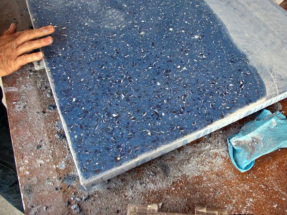 six polishing concrete exchange. Black Bedroom Furniture Sets. Home Design Ideas
