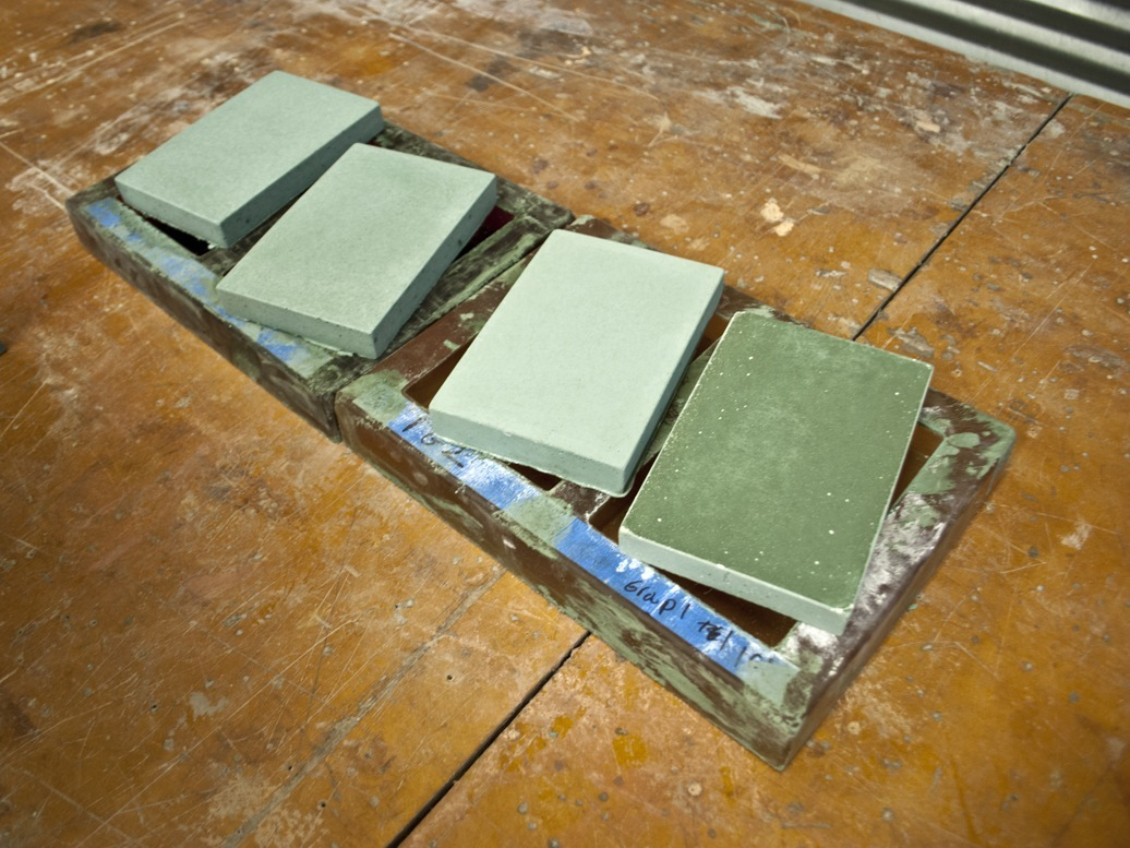 Creating Custom Color Samples - Step 6 | CHENG Concrete Exchange