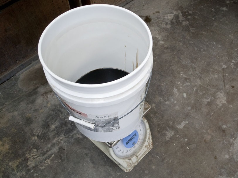 Mixing Mold Rubber - Step 2 | CHENG Concrete Exchange