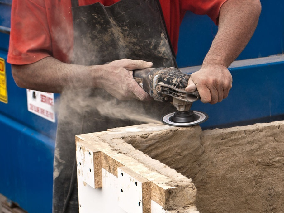 Concrete Polishing - Step 3 | CHENG Concrete Exchange