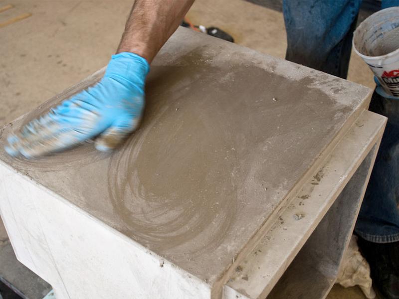 Concrete Polishing - Step 9 | CHENG Concrete Exchange