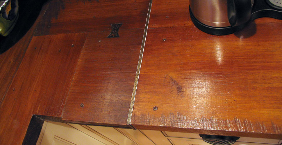 ... Wood Finish Concrete Countertop By Jeff Kudrick | CHENG Concrete  Exchange