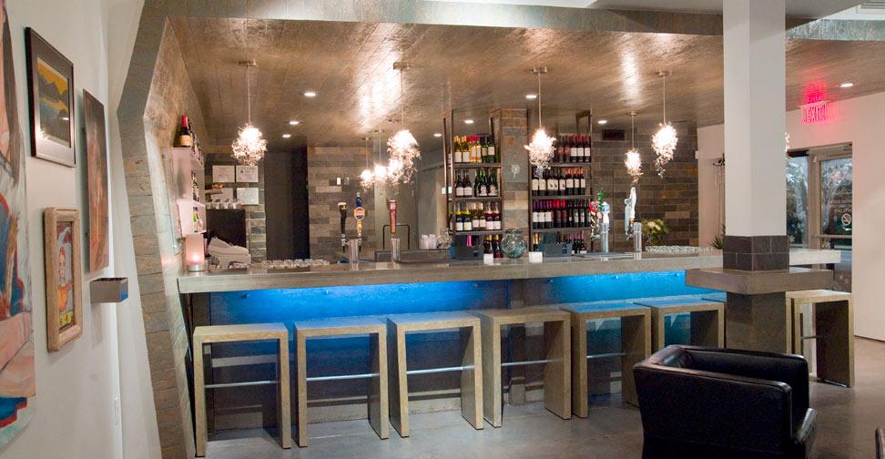 Concrete Bar by Eric Boyd | Concrete Exchange