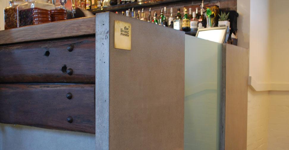 Concrete Bar by Phil Markham | Concrete Exchange