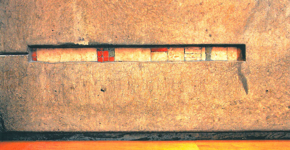Concrete Fireplace Detail by Chris Jarman | Concrete Exchange
