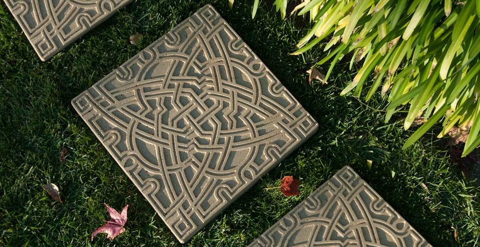 Concrete Stepping Stones by CHENG Concrete Exchange | Concrete Exchange