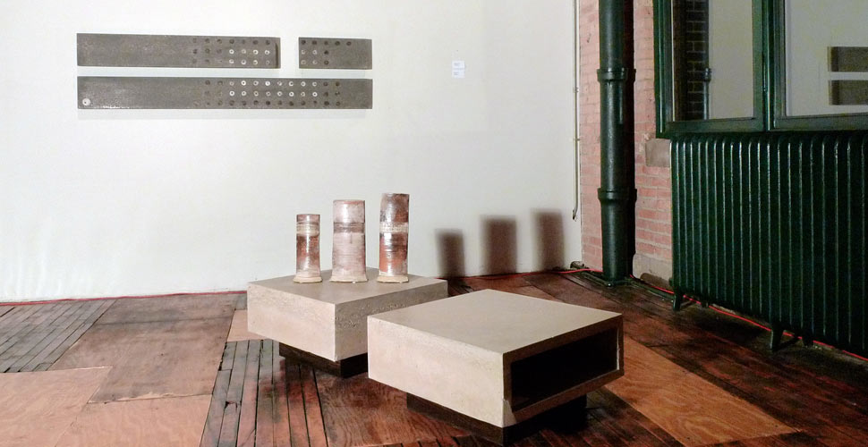 Concrete Wall Art and Coffee Tables by Andrew Kerr, Kerr Concrete Designs | Concrete Exchange