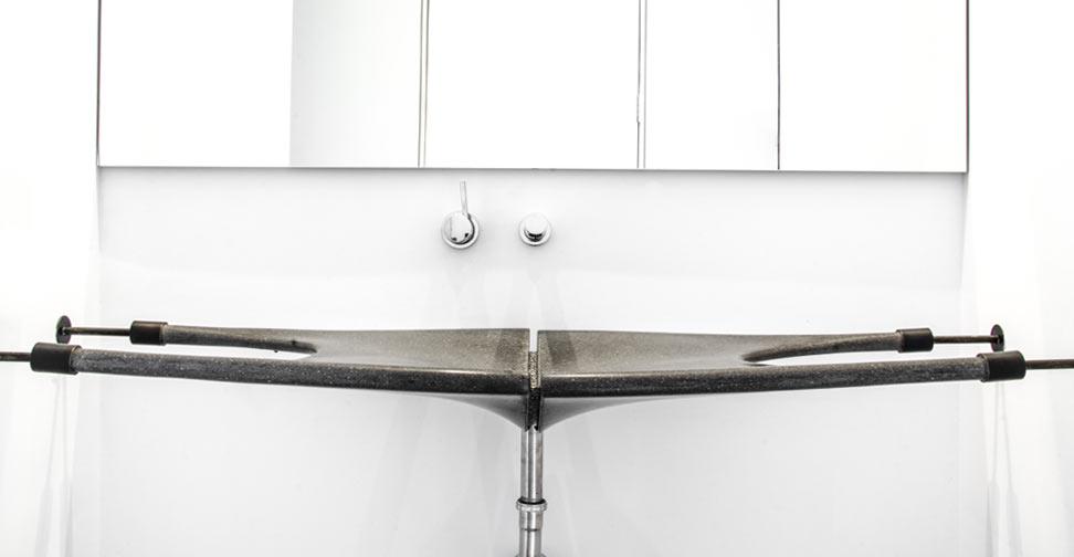 Concrete Web Sink by Cody Carpenter | Concrete Exchange