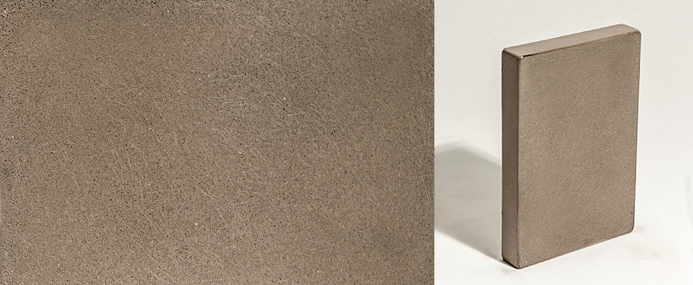 Taupe concrete exchange for Cheng concrete colors