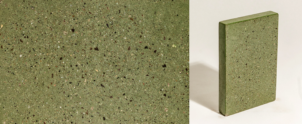 concrete color sample | Concrete Exchange
