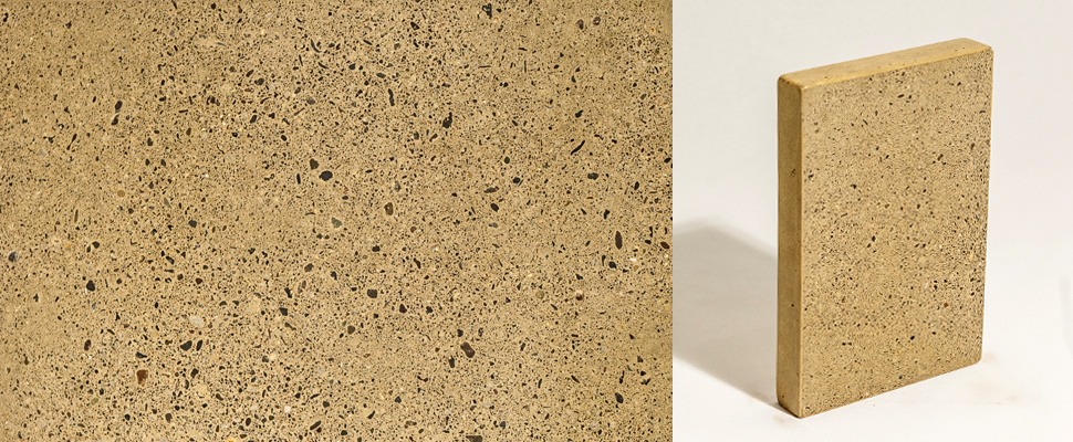 Mohave gold concrete exchange for Cheng concrete colors