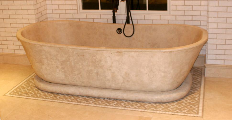 Concrete Bathtub | JM Lifestyles | Concrete Exchange