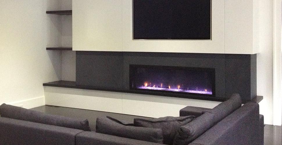 Fireplace Surround | JM Lifestyles | Concrete Exchange