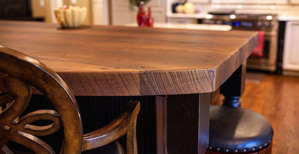 Concrete Wood Form Table | JM Lifestyles | Concrete Exchange