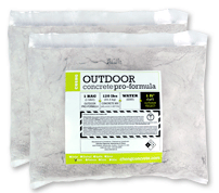 Outdoor Concrete ProFormula Mix | Concrete Exchange