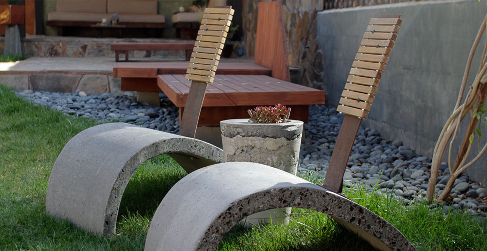 Concrete Chair by Don Welsh   Concrete Exchange