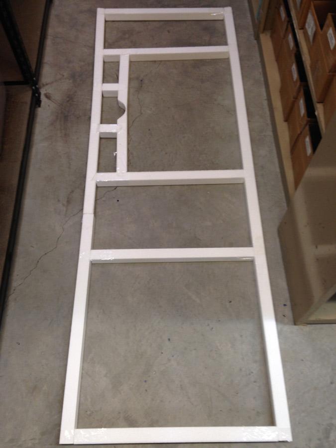 Concrete Countertop Form for GFRC Casting | CHENG Concrete Exchange