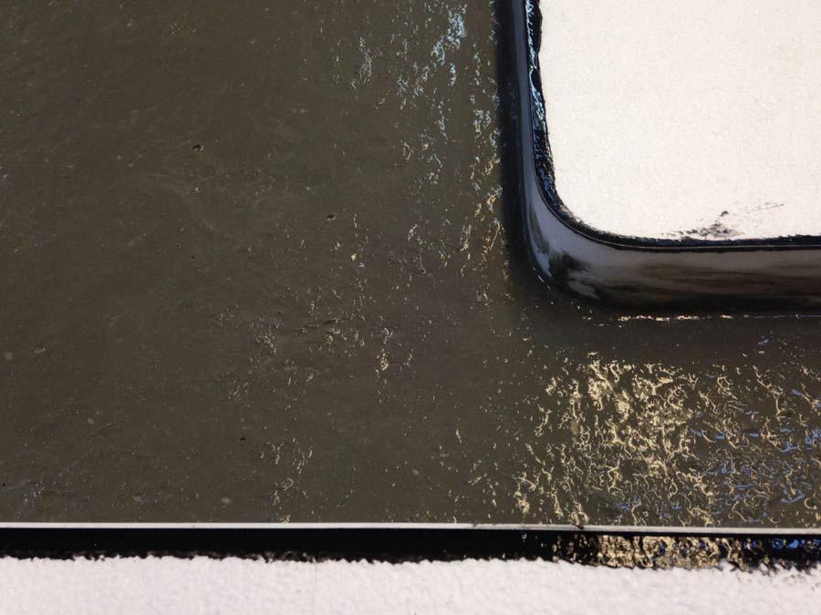 Vibrating GFRC Concrete Casting \ CHENG Concrete Exchange