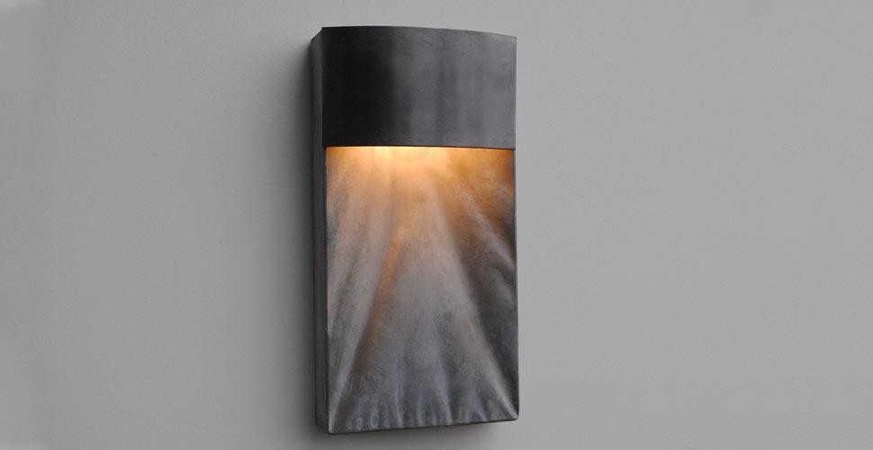 Fabric Formed Light Cur Dog 3 Concrete Exchange